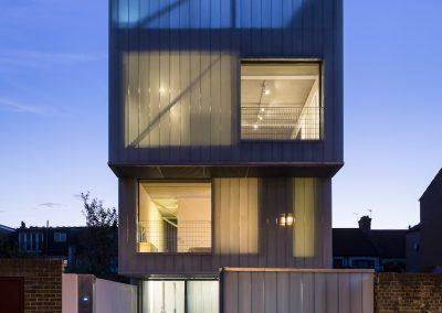 2013: Slip House